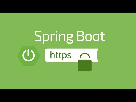 Spring Boot with HTTPS Example | Tech Primers - YouTube