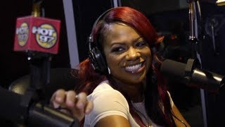 Kandi Burruss Talks Wedding, Kim Zolciak, Sex Toys&More!!