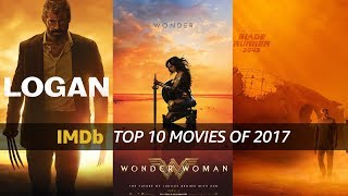 IMDb's Top 10 Movies Of 2017