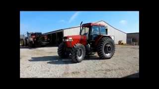 1995 Case IH Maxxum 5230 tractor for sale | sold at auction April 29, 2015