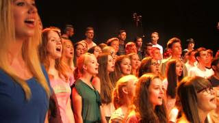 Every Breath You Take  I'll Be Missing You (Sting  P. Diddy :)   Oberstufenchor Cusanus Gymnasium