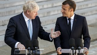 Johnson, Macron to meet: What is the UK expecting to achieve?