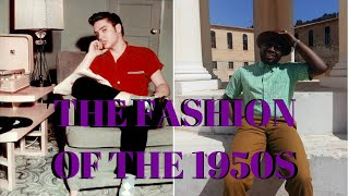 Fashion Of The 1950s | Mens Fashion
