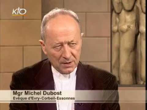 Mgr Michel Dubost - Diocèse d'Évry Corbeil-Essonnes