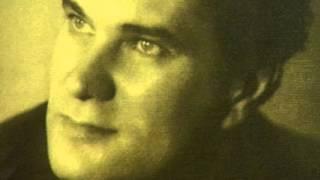 """Василий Пазыч.  Ария князя Галицкого из оперы """"Князь Игорь"""""""