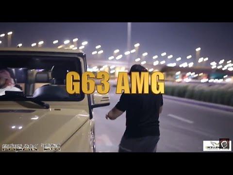 2016 G63 AMG In Dubai