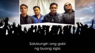 JUAN RHYME - Itaas Ang Kamay (Lyric Video)