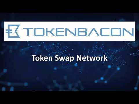 TokenBacon's Token Swap Network  4 Easy Steps