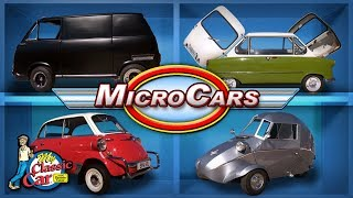 Micro Cars | World's Smallest Cars!