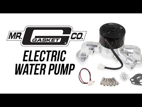Mr. Gasket Electric Water Pumps