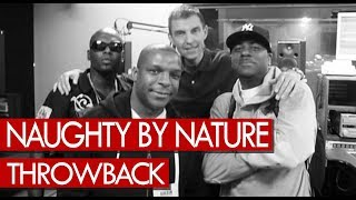 Naughty by Nature freestyle over Mobb Deep - Westwood Throwback