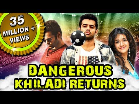 Download Dangerous Khiladi Returns (Jagadam) Hindi Dubbed Full Movie | Ram Pothineni, Isha Sahani HD Mp4 3GP Video and MP3