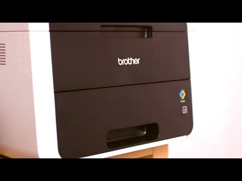 Brother HL 3150CDW: La stampante Laser wifi a colori che costa poco