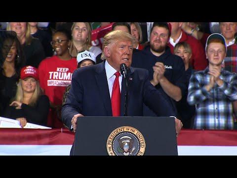 US Democrats seek high-profile Trump trial