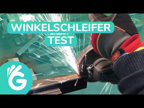 Winkelschleifer Test – Unsere 7 Favoriten im Vergleich