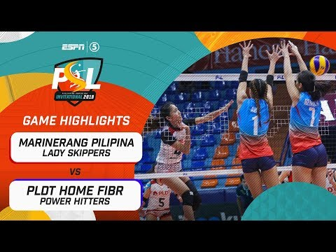 [Sport5]  Highlights: Marinerang Pilipina vs PLDT Home Fibr | PSL Invitational Conference 2019