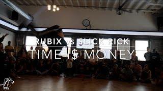 Rubix vs Slick Rick | All Styles Top 16 | Time I$ Money | #SXSTV