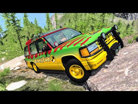 Off Road Crashes & Fails #13 – BeamNG Drive | CrashBoomPunk
