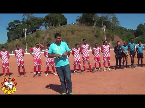 67 Futebol Clube x Segunda Feira Futebol Clube o jogo e 67 Campeão Municipal de 2018