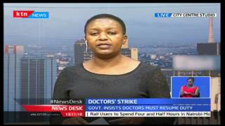Doctors' strike: Judges give mediators one more window