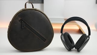 A Better AirPods Max Case by WaterField Design - Unboxing and First Look