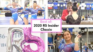 Best of:  2020 R5 Insider Classic | Level 9 and 10 Gymnastics Highlights