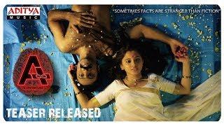 A (AD INFINITUM) Telugu Movie (2020) | Cast | Teaser | Release Date