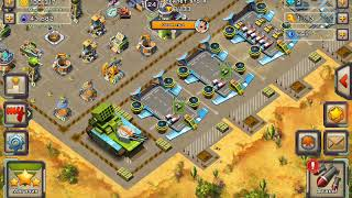 Ieron desert 3% развитие и клан