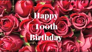 100歳の誕生日を迎えたご入居者をサプライズでお祝いしました!【グッドタイム リビング 芝浦アイランド】