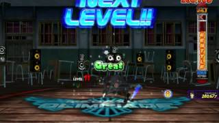 Audition Crazy Freestyle : 180 BPM 2NE1 - Try to Copy Me [Indonesia]