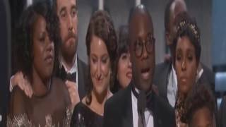 Oscar 2017 FAIL -Best Picture -Moonlight wins over LA LA Land