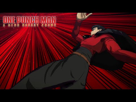 One Punch Man : A Hero Nobody Knows : Tank Topper Army ft Metal Bat Trailer
