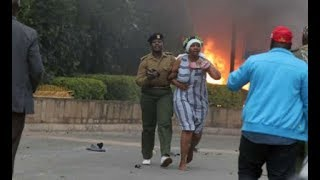 Boni Khalwale's daughter trapped in the 14 Riverside Drive attack