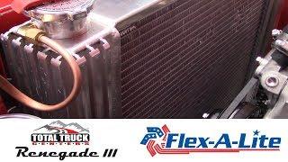 Renegade III: Flex-A-Lite Flex-a-fit® Aluminum Radiator/Fan Combo and Mojave Heater