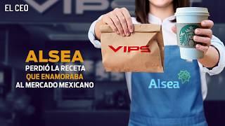 Alsea perdió la receta que enamoraba al mercado mexicano