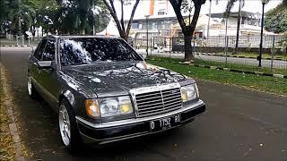 My W124 Mercedes Benz 300E