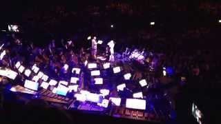 Joss Stone and London Symphony Orchestra performing What's It All a About Alfie at an evening with S
