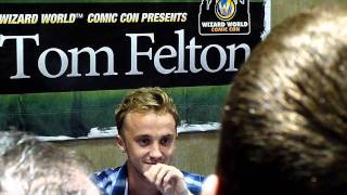 Том Фелтон, Tom Felton @ Wizard World Big Apple Comic Con 2011 - Autograph Session