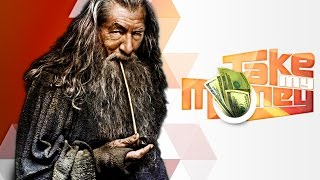 A Dragon's Hoard of Hobbit Loot (Take My Money)
