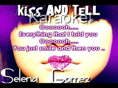 Que se significa kiss you en ingles