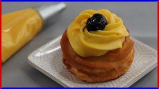 ZEPPOLE DI SAN GIUSEPPE RECIPE Italian Dessert ASMR By ItalianCakes USA