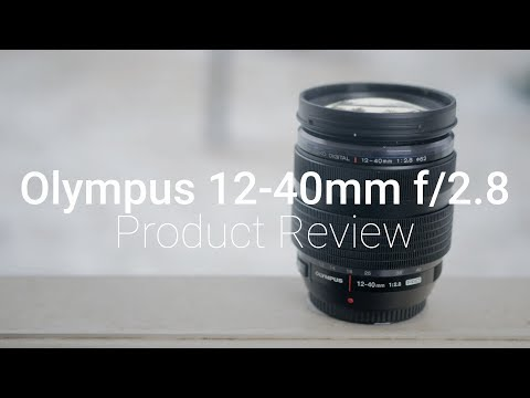 Best MFT Zoom Lens? – Olympus 12-40mm f/2.8 MFT Review