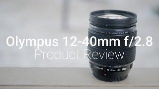 Best MFT Zoom Lens? - Olympus 12-40mm f/2.8 MFT Review