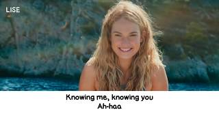 Mamma Mia! Here We Go Again - Knowing Me, Knowing You (Lyrics Video)