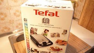 Nobbi testet: Von TEFAL ein Waffeleisen mit auswechselbaren Platten