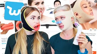 """Trying WISH """"interesting"""" Beauty Gadgets !!"""