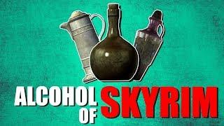 The Alcohol of Skyrim!