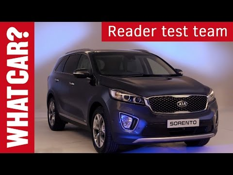 All-new 2015 Kia Sorento reader preview - What Car?