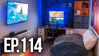 Room Tour Project 114 - Best Gaming Setups!