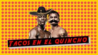 preview picture of video 'Tacos en el Quincho - Mayweather vs Maidana - La Revancha'